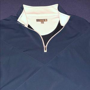 Men's Peter Millar Blue Large Performance Jacket
